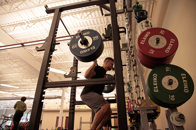 Workout Systems: 5x5 Training Method