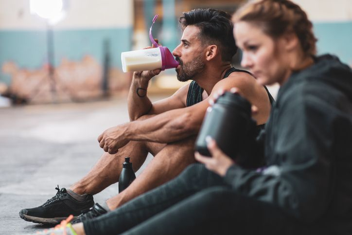 The What and When of Post Workout Shakes