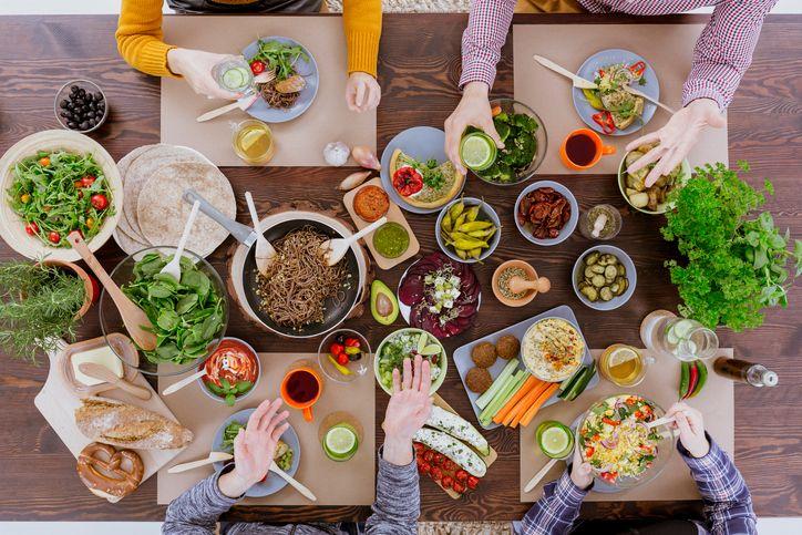 how to keep cortosal low vegan diet