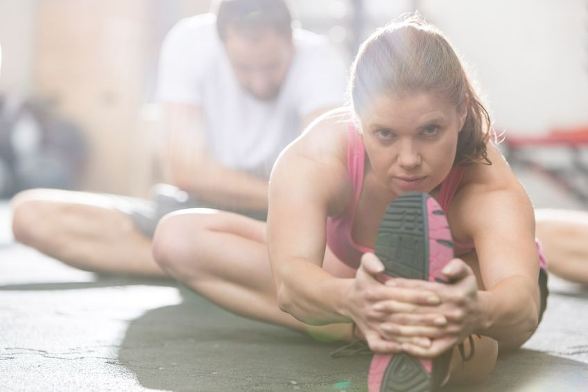 Avoid Static Stretching, Especially Before Weight Training or Sports Practice