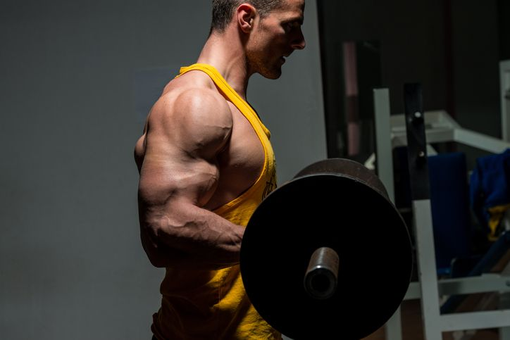 The big guy testosterone booster