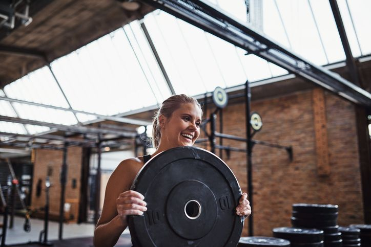 Why Strength Training Is Good For Women