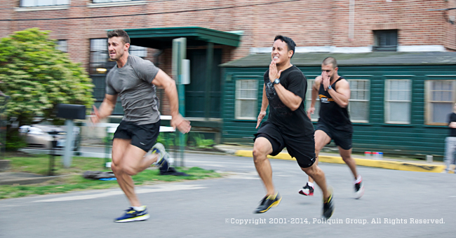 Eight Reasons Everyone Should Do Sprints