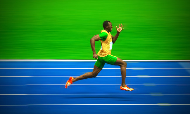 Real Person Sprinting | www.pixshark.com - Images ...