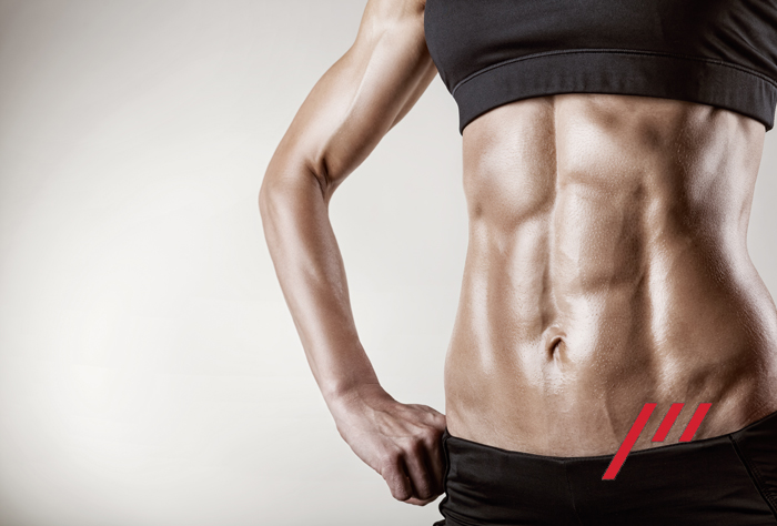 Get Killer Abs: Five True Steps to A Six Pack