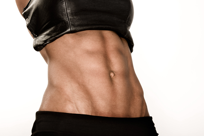 Rediscover Your Six-Pack