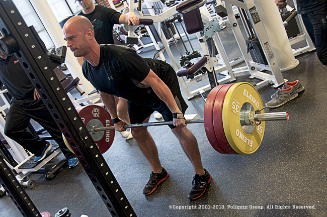 Ten Rules for Mastering the Deadlift | Poliquin Article