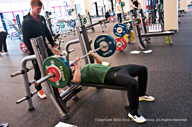 Ten tips to master the bench press poliquin article
